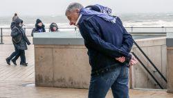 Zo beleeft Oostende het derde stormweekend op rij