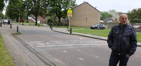 Gemeente na tekenen haaientanden: Beethovenlaan Waalwijk  niet onveilig