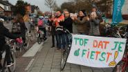 Applaus van Fietsersbond voor coureurs