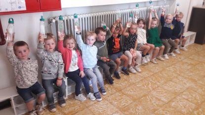 """Drinkbussen voor leerlingen Sint-Vincentius onderstrepen: """"De natuur, onze beste buur"""""""