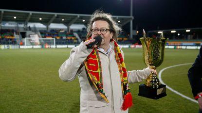 """Emotionele Marc Coucke neemt afscheid van KVO: """"Een heel lastige avond"""""""