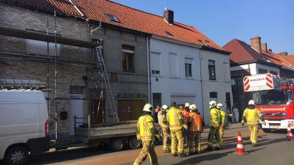 Stuttingswerken nodig aan instabiel dak bij renovatiewerken