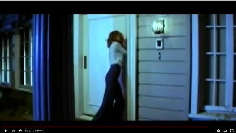 Screenshot uit de film Halloween, Die Nacht des Grauens. Beeld