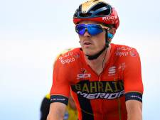 Rohan Dennis s'arrête au pied des Pyrénées