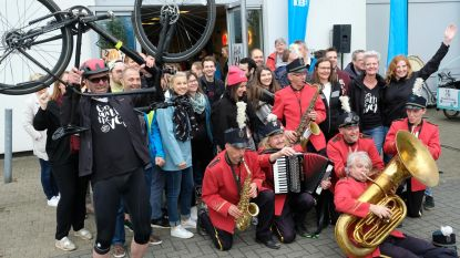 Studio 100-baas Hans Bourlon steunt campagne'Woensdag Fietsdag'