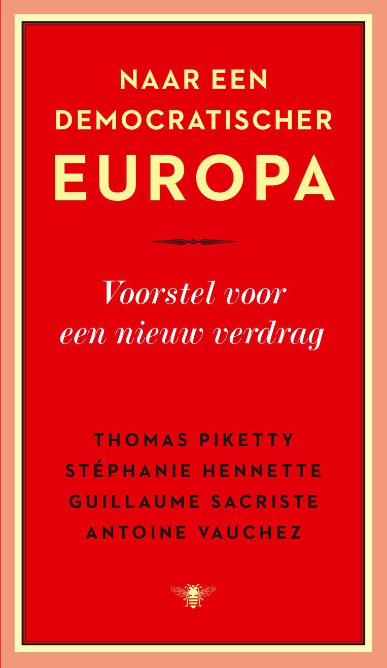 Thomas Piketty: 'Als je gewicht in de schaal wilt leggen bij problemen als belastingparadijzen, heb je de euro nodig.' Beeld TR Beeld