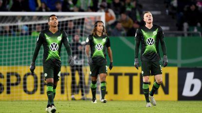 Football Talk (30/10). Wolfsburg lijdt smadelijke nederlaag in Duitse beker - Ploegmaat van Mertens halfjaar buiten strijd