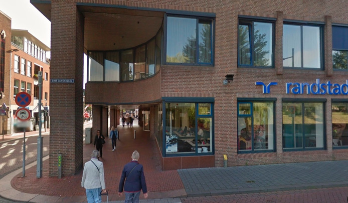 Uitzendbureau Randstad in de Visstraat