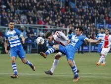 Marcellis loopt peesblessure in lies op tegen Ajax
