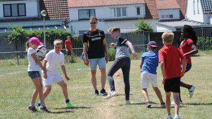Leerlingen De Zonnebloem spelen eigen WK