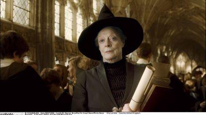 Maggie Smith keert terug naar 'Harry Potter'-wereld