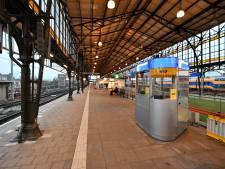 Oproep politiek: voorkom dat station Hengelo helemaal zelfbediening wordt