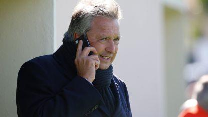 Van Holsbeeck: 8 titels met Anderlecht, maar toch bitter vertrek