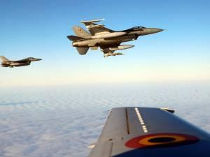Des F-16 en fin de vie? Pas encore tout à fait...