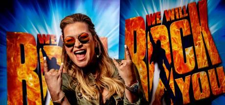 Anastacia voor première van We Will Rock You: Deze show kan ik mijn hele leven spelen