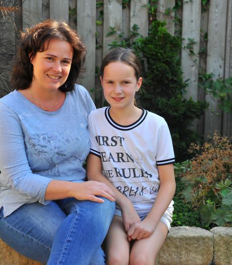 Lara Smits (10) uit Best heeft een taalontwikkelingsstoornis: taal aanleren gaat niet vanzelf