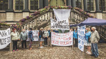 Nooit vertoond: gemeenteraadscommissie tijdens de (afgelaste) Gentse Feesten, over afbraak Bernadettewijk