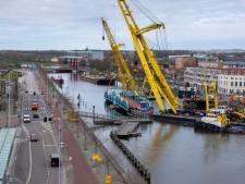 Stationsbrug in Middelburg gaat op 10 april weer open