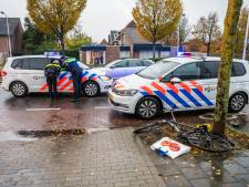 Fietser gewond bij aanrijding in Eindhoven, scooter of brommer rijdt door