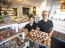 Banketbakkerij Gustaf: Nu oliebollen, straks skyline van Hengelo