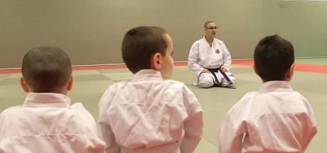 Nabil Ou-Aissa: 'Ik leerde wijze levenslessen uit karatesport'