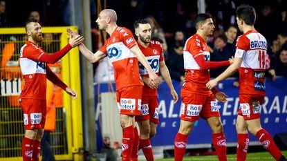 Herbeleef hoe Kortrijk na rust de maat nam van Moeskroen en in stilte mag dromen van play-off 1
