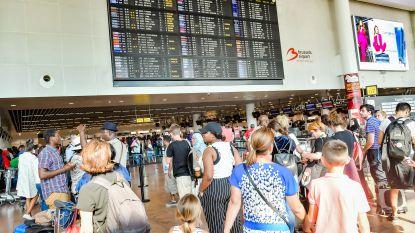 Vliegverkeer Brussels Airport weer normaal na panne Belgocontrol