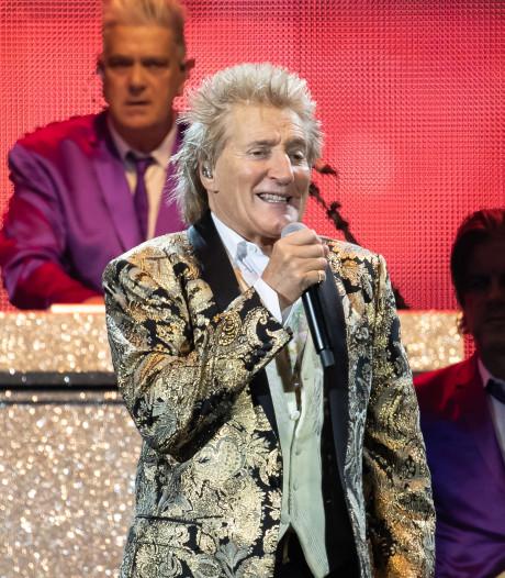 Rod Stewart oudste man ooit op nummer 1 in Britse albumlijst