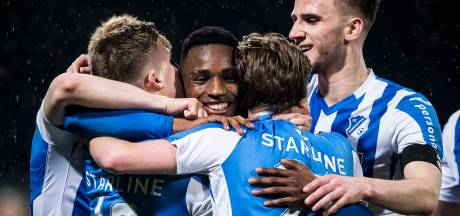 Van de Velde beslist derby tegen Helmond Sport in Eindhovens voordeel