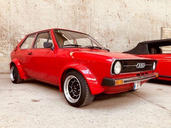 AUDI 50 - 1977