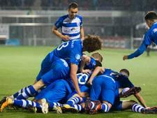PEC Zwolle speelt graag op Tilburgse grond