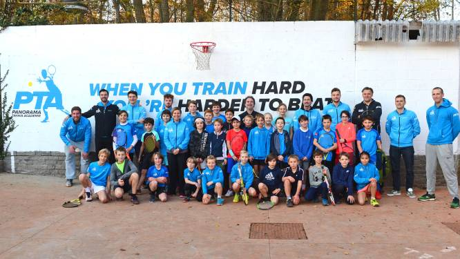 "Tennis Panorama enige Brabantse club met KDT én JDT-kwaliteitslabel: ""Vlotte samenwerking met topsportcentrum"""