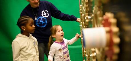 Ook kleuters kunnen voortaan De Ontdekfabriek in Eindhoven beleven