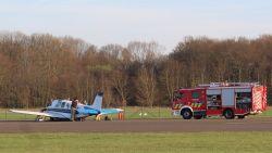 Video: vliegtuigje maakt noodlanding in Sint-Truiden