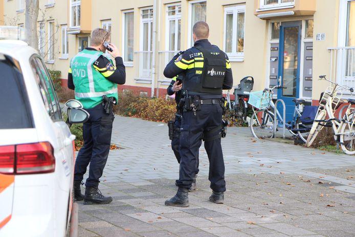 Het incident vond plaats op de Gramsbergenlaan.