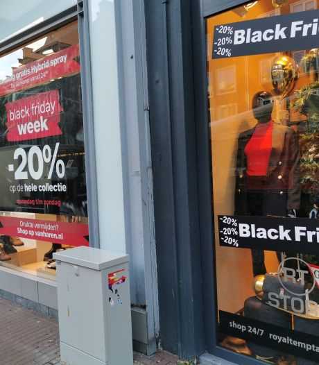 Black Friday? Black Week! Alles om piek in bezoek aan Deventer te voorkomen