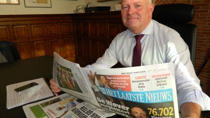 """Ex-burgemeester Eeklo gooit sociaal dossier op Facebook: """"Ongehoord, ongezien en onfatsoenlijk"""""""