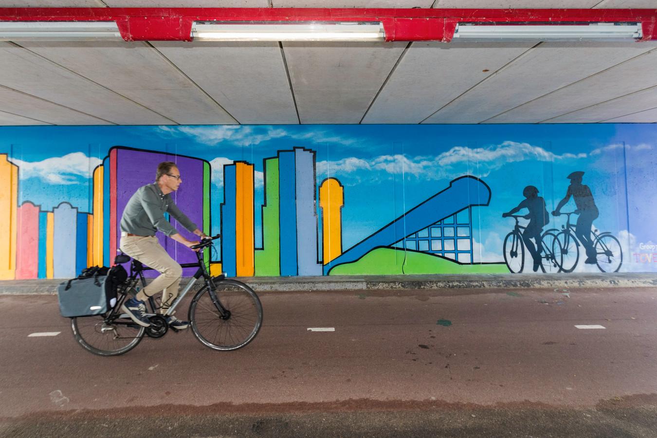 Zeventien locaties moeten veiliger worden, waaronder bijvoorbeeld ook fietstunnels.