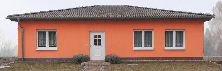 Four Walls and a Roof, de omslagfoto van Reinier de Graafs boek over architectuur. Beeld Adrienne Norman, OMA