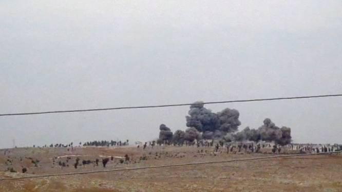 VS en Rusland maken afspraken over luchtaanvallen in Syrië