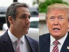 'Oekraïne kocht een gesprek met president Trump via advocaat Cohen '