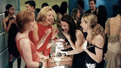 Alle zes seizoenen van 'Sex and the City' binnenkort te zien op Play van Telenet