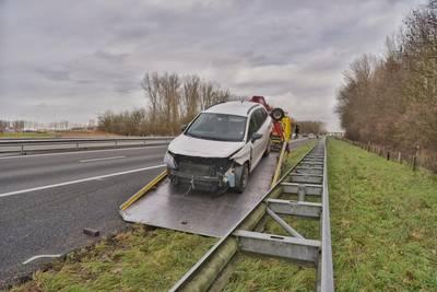 Spookrijder A17 is inwoner Oudenbosch: Poging tot doodslag