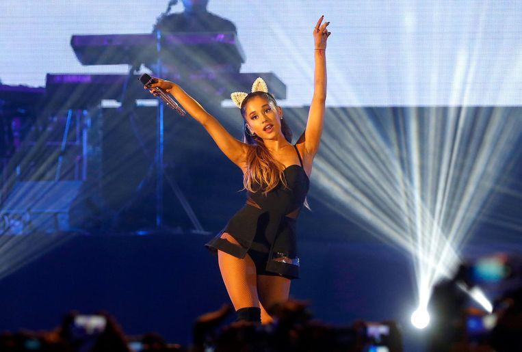 Ariana Grande. Beeld anp