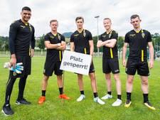 Dit zijn de vijf nieuwe talenten van Vitesse