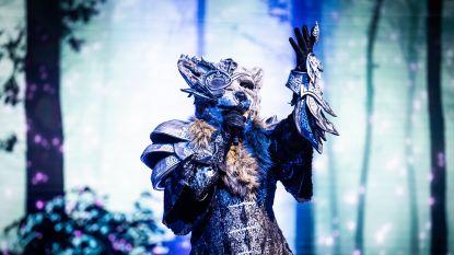 Monsterboetes en een lege studio: zo houdt 'The Masked Singer' alles geheim