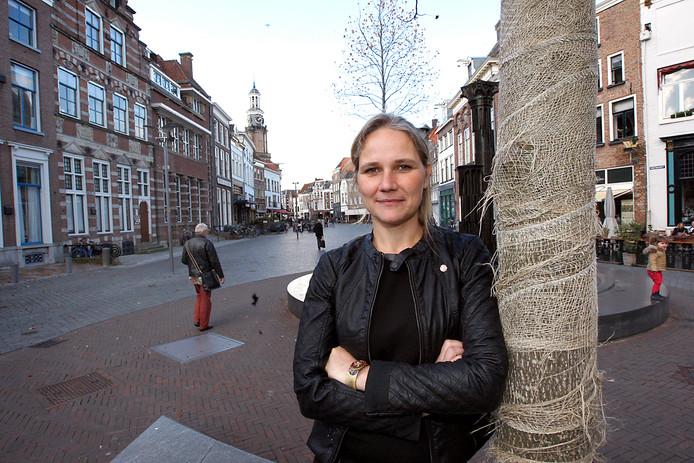 """Annelies de Jonge, wethouder Zutphen: ,,We hebben bewust geen brief gestuurd waarin we alleen maar onze zorgen overbrengen."""""""