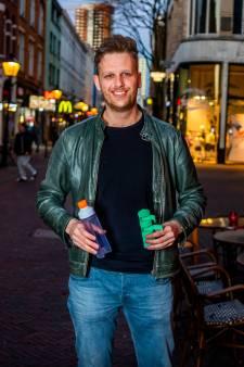 Rotterdammer bedenkt waterflesje mét medicijndoos: geld naar Support Casper