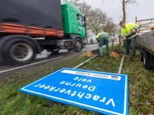 Vrachtwagenverbod centrum Deurne gaat nú in