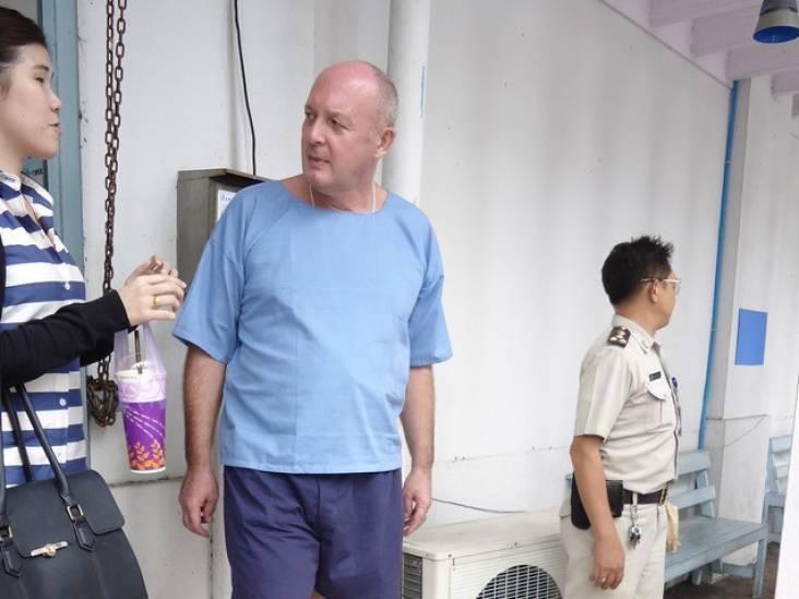 Zieke Johan van Laarhoven moet in cel blijven